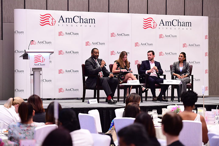AmCham Singapore Committee Presentation